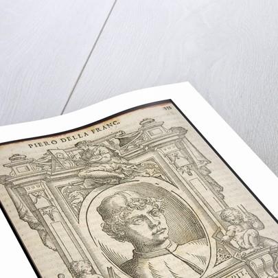 Piero della Francesca, ca 1568 by Anonymous