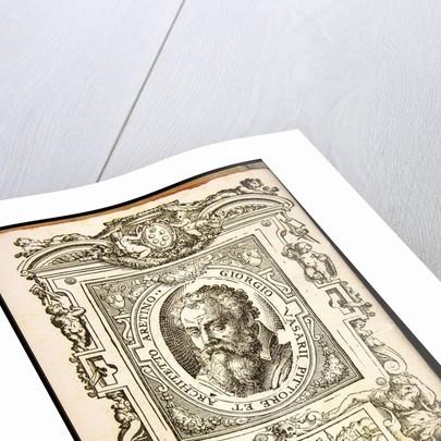 Giorgio Vasari, ca 1568 by Anonymous