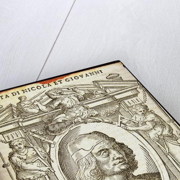 Nicola Pisano, ca 1568 by Anonymous