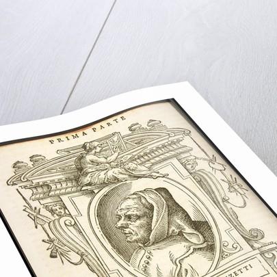 Ambrogio Lorenzetti, ca 1568 by Anonymous