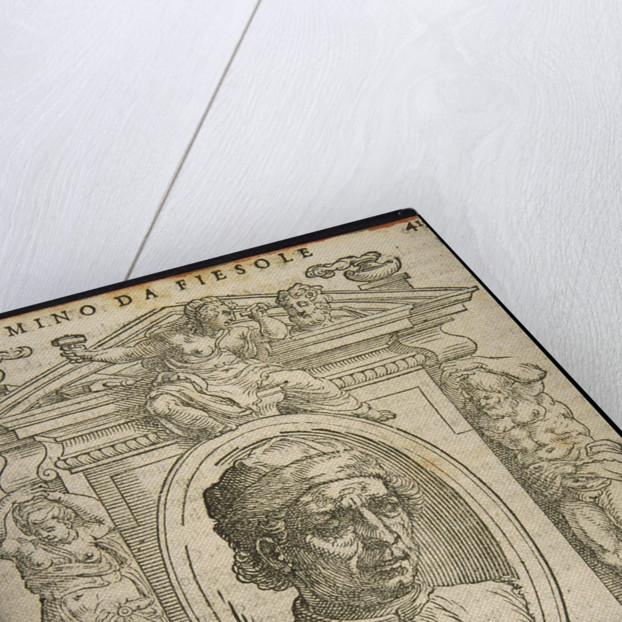 Mino da Fiesole, ca 1568 by Anonymous