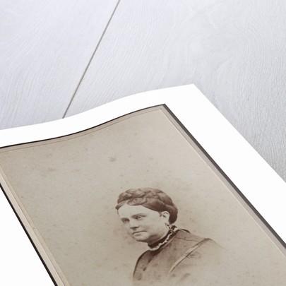 Countess Alexandra Nikolaevna Tenisheva, née Telepneva, 1880s by Anonymous