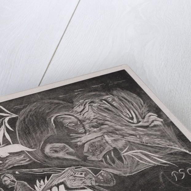 Noa Noa: LUnivers est créé, 1893-94 by Paul Gauguin