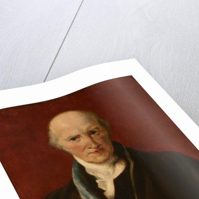 Portrait of Benjamin West, 1818 or later by Unknown