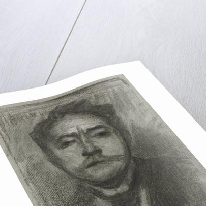 Portrait of Jean Ajalbert, c. 1893 by Eugène Carrière
