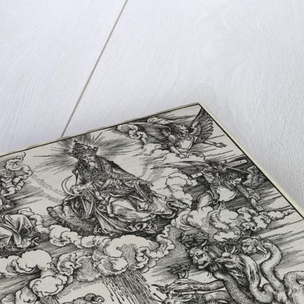 Revelation of St. John: Beast with Ram's Horns, 1511 by Albrecht Dürer