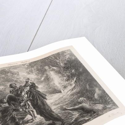 Rinaldo, 1878 by Henri Fantin-Latour