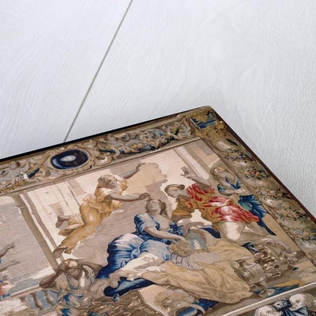 The Death of Dido, 1679 by Giovanni Francesco Romanelli; Michael Wauters