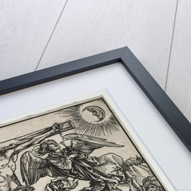 The Large Passion: The Crucifixion, c. 1497-1500 by Albrecht Dürer