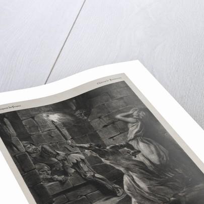 The Sister of Duguesclin, 1829 by Eugène Delacroix