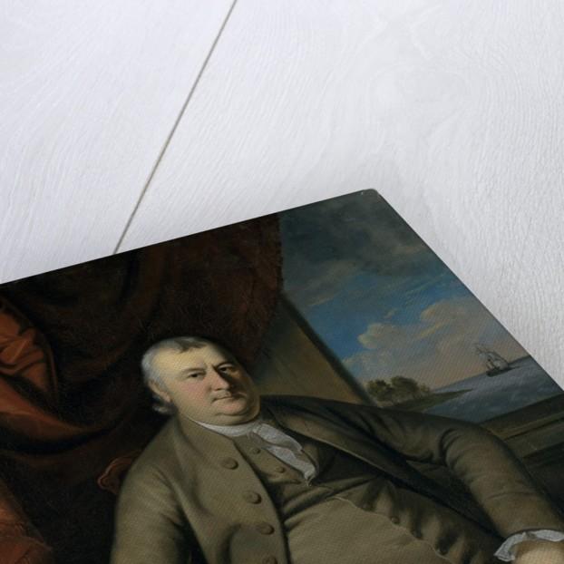 Samuel Mifflin, 1777-80 by Charles Willson Peale
