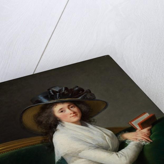 Comtesse de la Châtre, 1789 by Elisabeth Louise Vigee-LeBrun