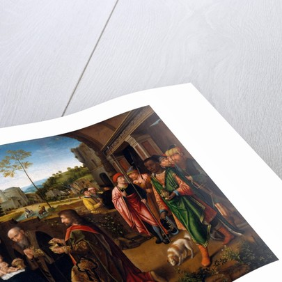 The Adoration of the Magi, ca. 1520 by Workshop of Gerard David