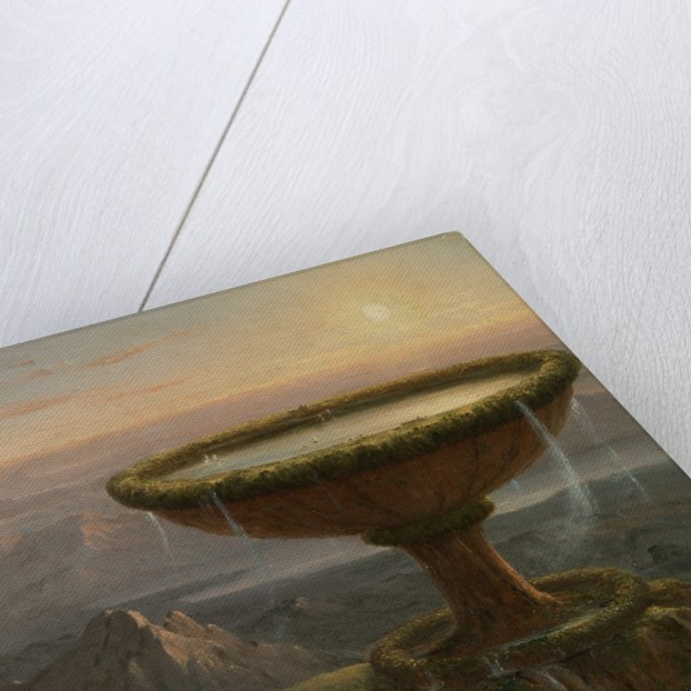 The Titan's Goblet, 1833 by Thomas Cole