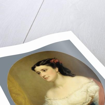 Mrs. William Loring Andrews, 1861-63 by George Augustus Baker