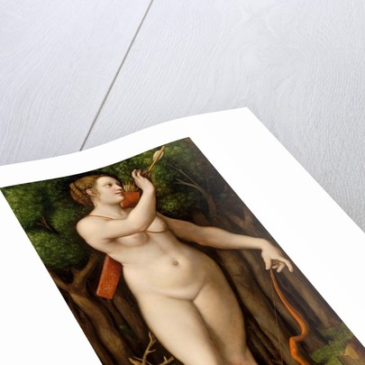 Diana the Huntress by Giovanni Pietro Rizzoli