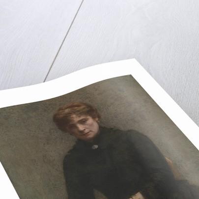 Portrait of a Woman, 1885 by Henri Fantin-Latour