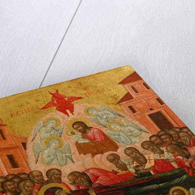 The Dormition of the Virgin by Ioannes Mokos
