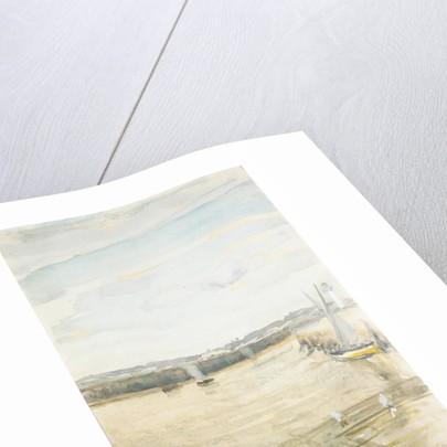 Scene on the Mersey by James Abbott McNeill Whistler