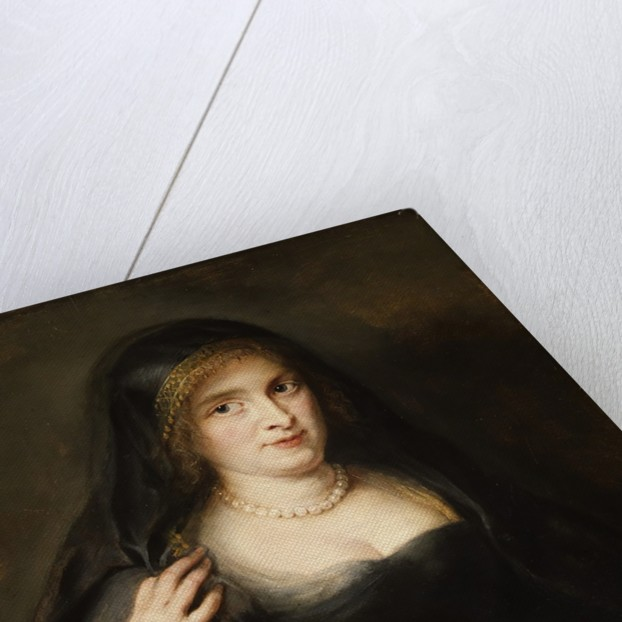 Portrait of a Woman, Probably Susanna Lunden, ca. 1625-27 by Peter Paul Rubens