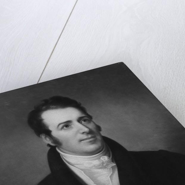 John Johnston, 1826-29 by Rembrandt Peale