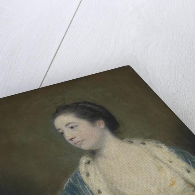 Portrait of a Woman by Sir Joshua Reynolds