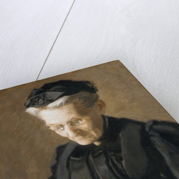 Mrs. Mary Arthur, 1900 by Thomas Eakins