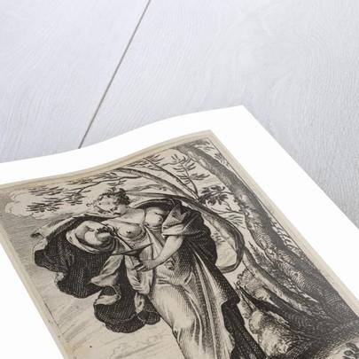 Temperance, 1636 by Abraham Bosse