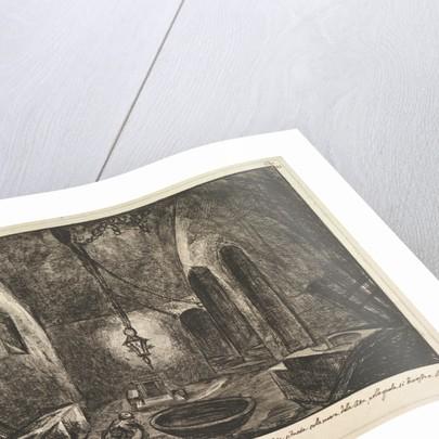View of Pompeii by Francesco Piranesi
