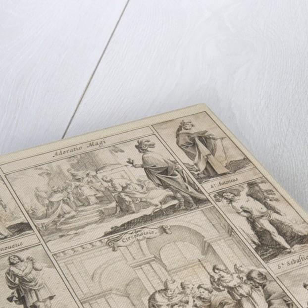 Circumcision by Laurent de la Hyre