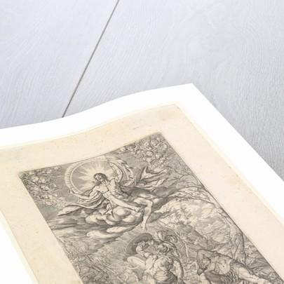 The Resurrection, 1577 by Melchior Meier