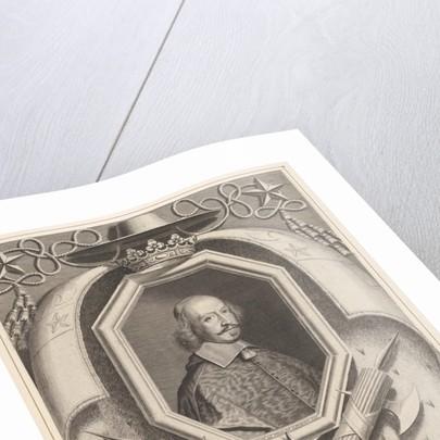Le Cardinal Jules Mazarin, 1659 by Robert Nanteuil