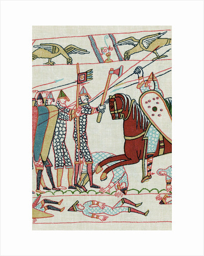 Battle of Hastings, 1066 by Unknown