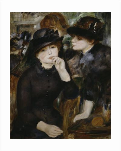 Two Girls in Black by Pierre-Auguste Renoir