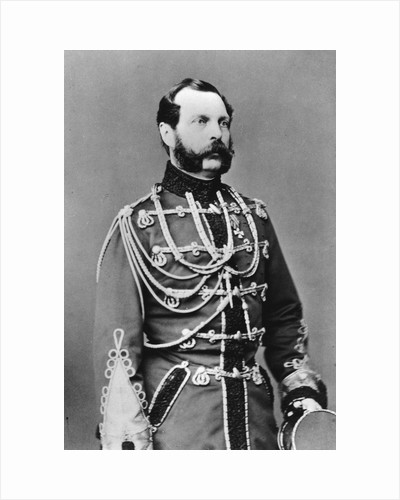 Tsar Alexander II of Russia, c1863-c1868 by Unknown