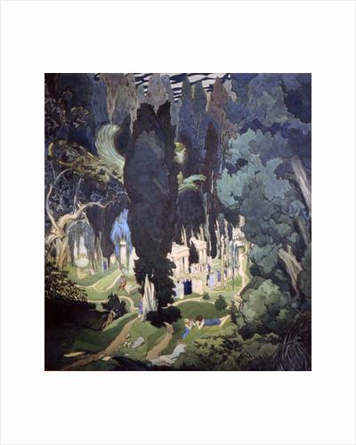 Elysium, 1906. by Leon Bakst