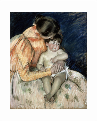 Mother and Child, late 19th or early 20th century. by Mary Cassatt