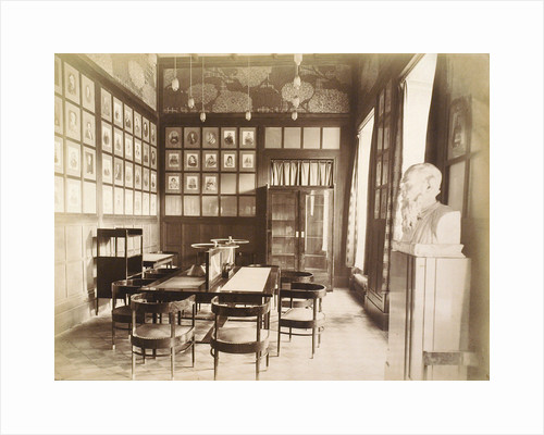 Literature room, House of the Association of Literature and Arts, Russia, 1900s by Unknown