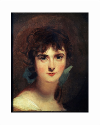 Portrait of Sally Siddons, early 19th century by Thomas Lawrence