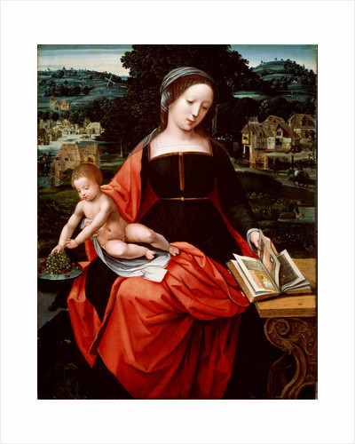 Virgin and Child, 1530s-1540s by Unknown Old Master