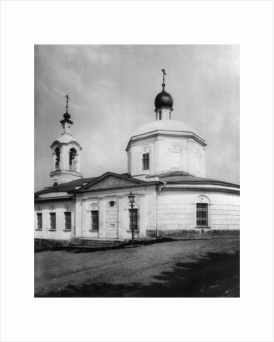 Church of the Protection of Our Most Holy Lady Theotokos, Moscow, Russia, 1882 by Scherer Nabholz & Co