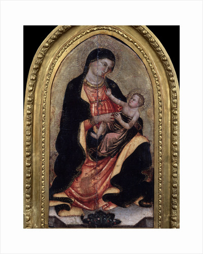 Virgin and Child, late 13th or 14th century by Giotto