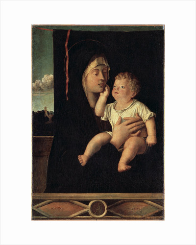 Virgin and Child, 15th or early 16th century by Giovanni Bellini