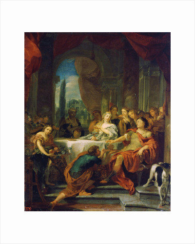 Antony and Cleopatra, 17th or early 18th century by Gerard de Lairesse