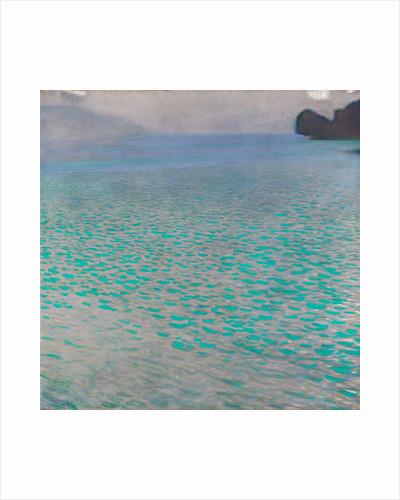 Lake Attersee by Gustav Klimt