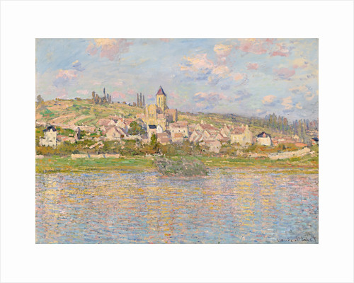 Vétheuil, 1879 by Claude Monet