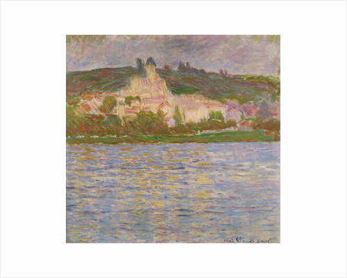 Vétheuil, 1902 by Claude Monet