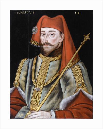 King Henry IV of England by Anonymous