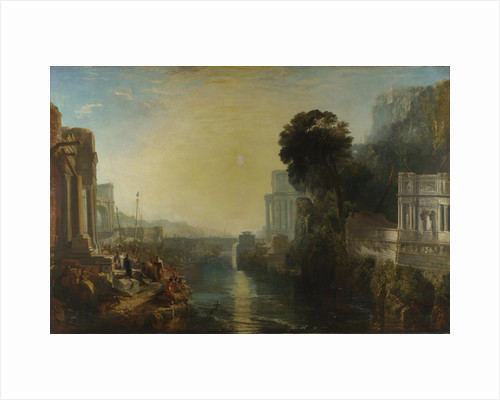 Dido building Carthage (The Rise of the Carthaginian Empire), 1815 by Joseph Mallord William Turner