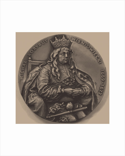 King Michael of Poland. Historical Medal by Anonymous